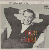Cover Frank Sinatra - Nice 'N' Easy