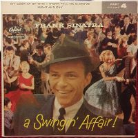 Cover Frank Sinatra - Oh! Look At Me Now