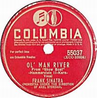 Cover Frank Sinatra - Ol' Man River