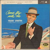 Cover Frank Sinatra - On The Road To Mandalay