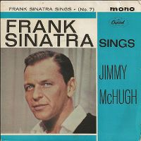 Cover Frank Sinatra - On The Sunny Side Of The Street