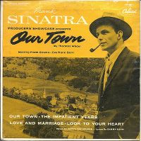 Cover Frank Sinatra - Our Town