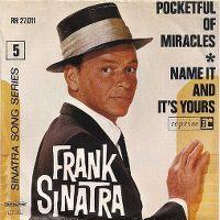 Cover Frank Sinatra - Pocketful Of Miracles