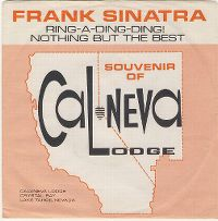 Cover Frank Sinatra - Ring-A-Ding Ding