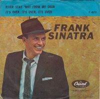 Cover Frank Sinatra - River Stay 'way From My Door