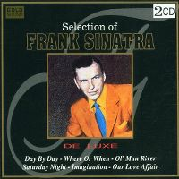 Cover Frank Sinatra - Selection Of Frank Sinatra: Day By Day - Where Or When - Ol' Man River - Saturday Night - Imagination - Our Love Affair