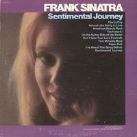 Cover Frank Sinatra - Sentimental Journey