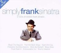 Cover Frank Sinatra - Simply Frank Sinatra - 2 CDs Of Classic Frank Sinatra
