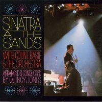 Cover Frank Sinatra - Sinatra At The Sands