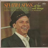 Cover Frank Sinatra - Sinatra Sings...Of Love And Things