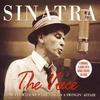 Cover Frank Sinatra - Sinatra The Voice