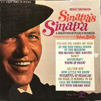 Cover Frank Sinatra - Sinatra's Sinatra