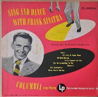 Cover Frank Sinatra - Sing And Dance With Frank Sinatra