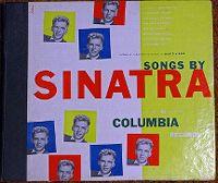 Cover Frank Sinatra - Songs By Sinatra