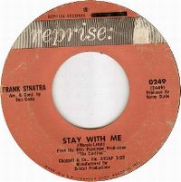 Cover Frank Sinatra - Stay With Me