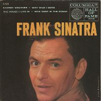 Cover Frank Sinatra - Stormy Weather