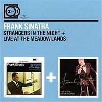 Cover Frank Sinatra - Strangers In The Night + Live At The Meadowlands