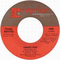 Cover Frank Sinatra - Summer Wind