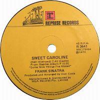 Cover Frank Sinatra - Sweet Caroline