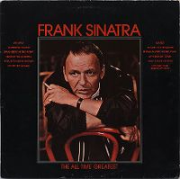Cover Frank Sinatra - The All Time Greatest