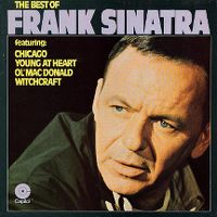 Cover Frank Sinatra - The Best Of...