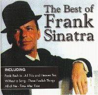 Cover Frank Sinatra - The Best Of Frank Sinatra