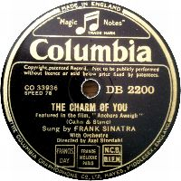 Cover Frank Sinatra - The Charm Of You