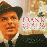 Cover Frank Sinatra - The Christmas Album