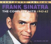 Cover Frank Sinatra - The Complete Hits 1943-62