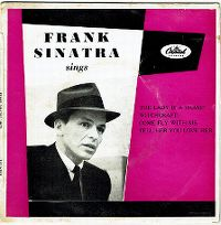Cover Frank Sinatra - The Lady Is A Tramp