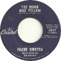 Cover Frank Sinatra - The Moon Was Yellow (And The Night Was Young)