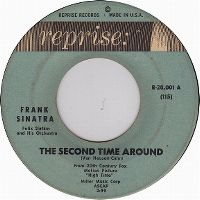 Cover Frank Sinatra - The Second Time Around