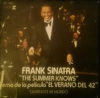 Cover Frank Sinatra - The Summer Knows