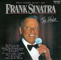 Cover Frank Sinatra - The Very Best Of - The Voice