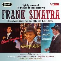 Cover Frank Sinatra - Three Classic Albums From The 1950s With Nelson Riddle