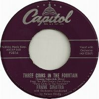 Cover Frank Sinatra - Three Coins In The Fountain