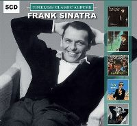 Cover Frank Sinatra - Timeless Classic Albums