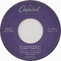 Cover Frank Sinatra - Witchcraft