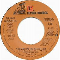Cover Frank Sinatra - You And Me (We Wanted It All)