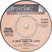 Cover Frank Sinatra - You Brought A New Kind Of Love To Me