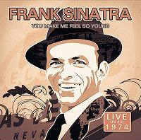Cover Frank Sinatra - You Make Me Feel So Young - Live On Air 1974