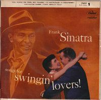 Cover Frank Sinatra - You Make Me Feel So Young