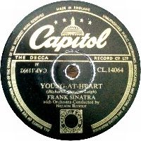 Cover Frank Sinatra - Young At Heart