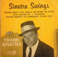 Cover Frank Sinatra - You're Nobody 'Til Somebody Loves You