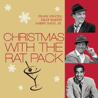 Cover Frank Sinatra / Dean Martin / Sammy Davis Jr. - Christmas With The Rat Pack