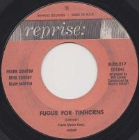 Cover Frank Sinatra, Bing Crosby & Dean Martin - Fugue For Tinhorns