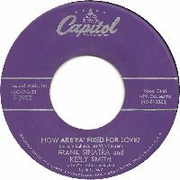 Cover Frank Sinatra & Keely Smith - How Are Ya' Fixed For Love