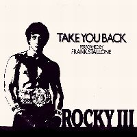Cover Frank Stallone - Take You Back