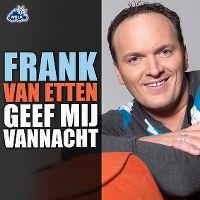 Cover Frank van Etten - Geef mij vannacht