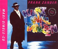 Cover Frank Zander - Hier kommt Kurt